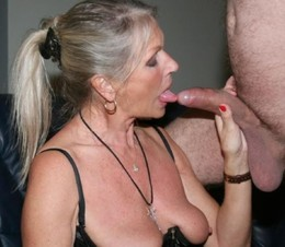 Cock-hungry mature girlfriends posing..