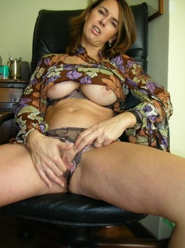 Naked milf with shaggy pussy, it lies..