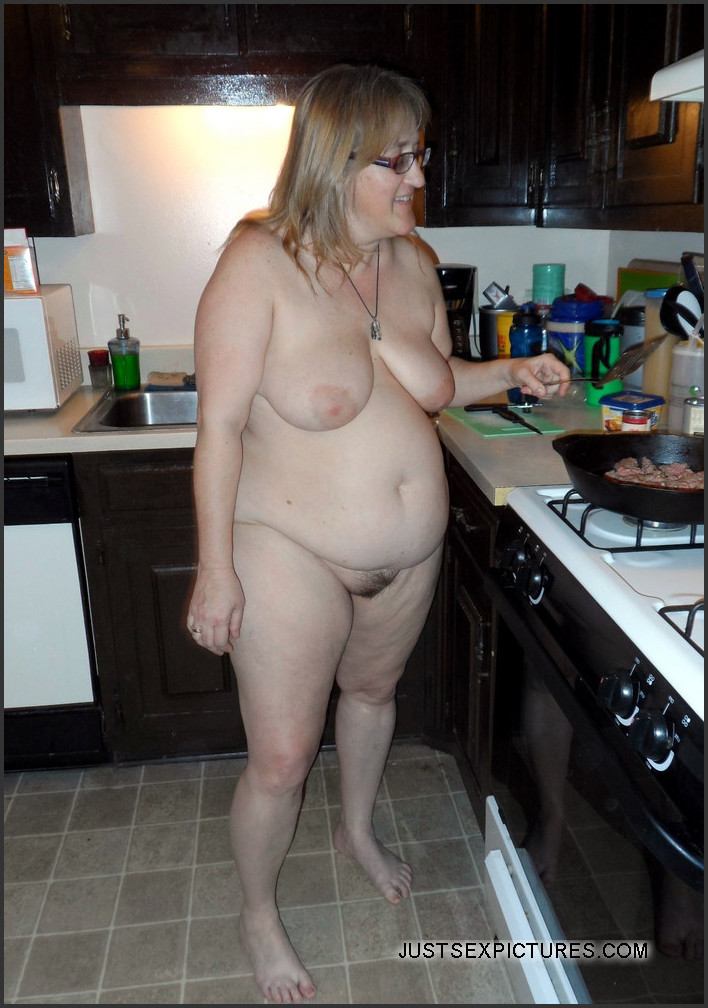 mature topless wives