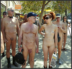 casual dating nudism