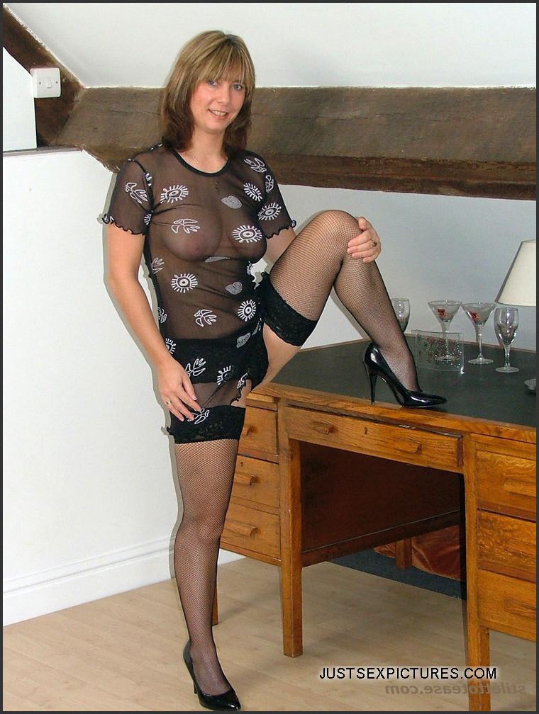 Sex Pictures Mature Stockings 97