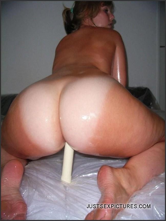 Amazing big ass anal